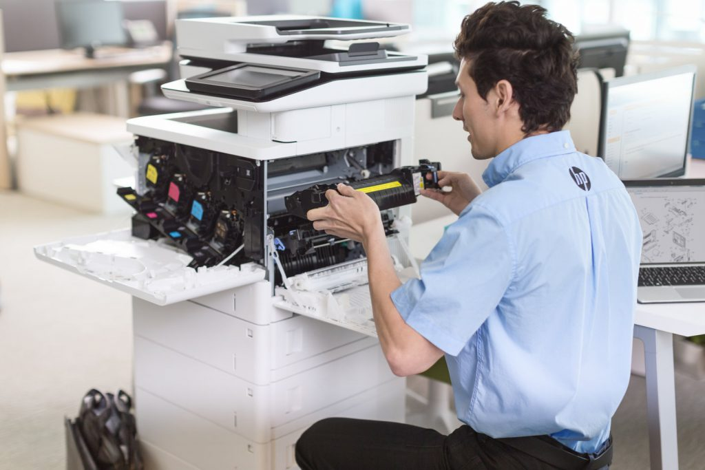 printer service and repair